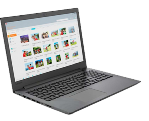 Laptop LENOVO IDEA PAD 81H5
