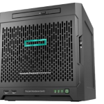 HP microtorreo server